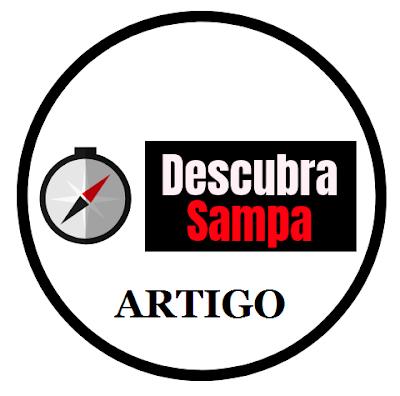 Logomarca Descubra Sampa
