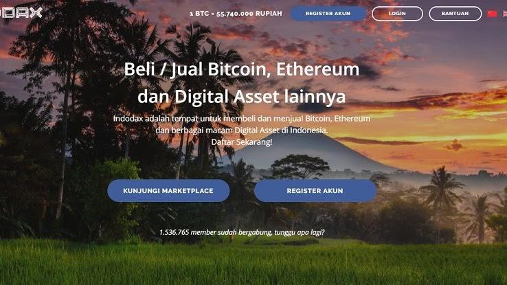 cara trading bitcoin unuk pemula indodax)