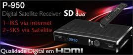 Atualizacao do receptor Premiumbox P950 SD V