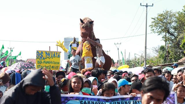 Karanval Cirebon 2017, Arak-arakan tradisional, Cirebon Carnaval 2017