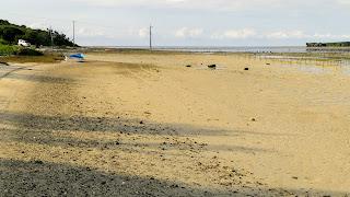 人のいない久米島のビーチ Beach Okinawa