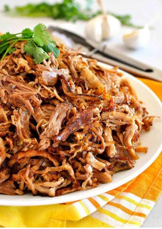 Carnitas (Mexican Slow Cooker Pulled Pork)