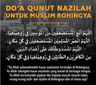 Doa Qunut Nazilah Aleppo