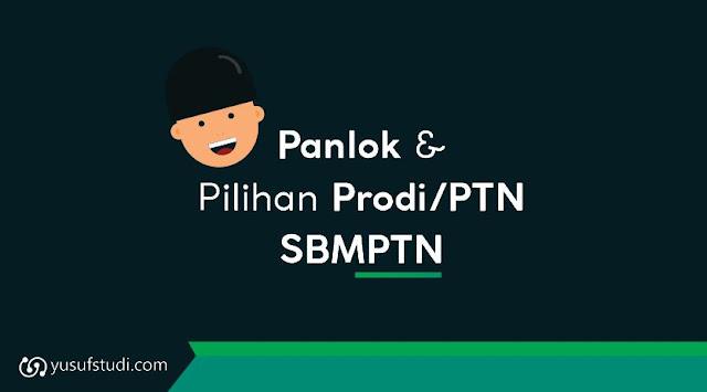 Syarat dan Ketentuan Memilih Program Studi/Jurusan di SBMPTN yusufstudi.com