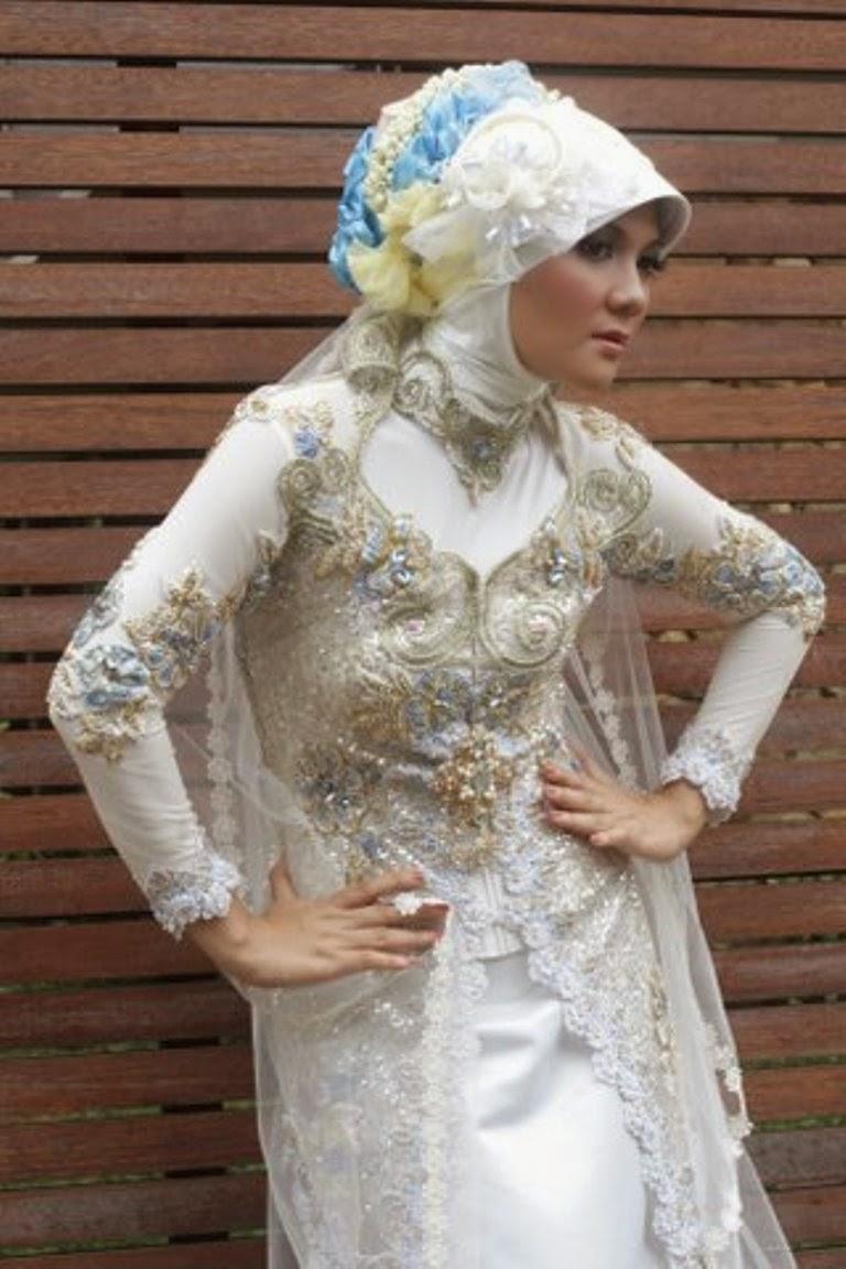 Kumpulan Foto Model Kebaya Muslim Jilbab Modern Trend Baju Kebaya