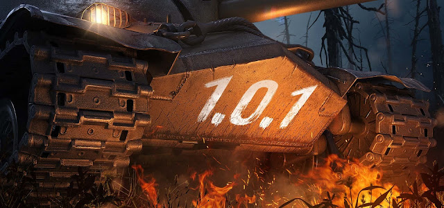 Regresa el modo en linea 1.0.1 en world of tanks