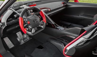 Toyota FT 1 Specs