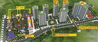 """Số lượng dự án chung cư giá rẻ đang """"lép vế"""" trên thị trường"""