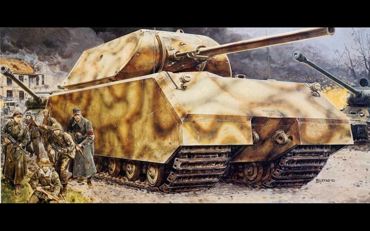 Brazos Evil Empire Tanker S Tuesday Panzer Viii Maus