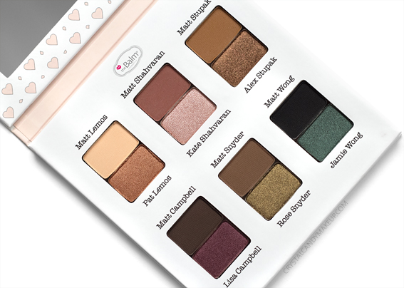 TheBalm Meet Matte Shmaker Eyeshadow Palette Review