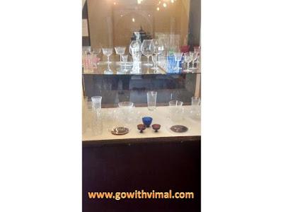 Prachina museum, Bikaner glasses