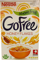 Nestle Go Free Gluten Free Honey Flakes