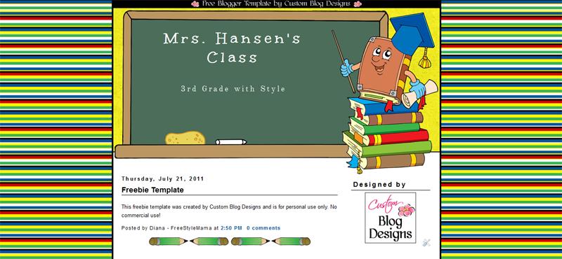 Templates For Teachers. 15 free microsoft word newsletter ...