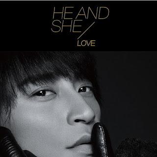 [Album] 他和她·愛 He And She/Love - 陳志朋