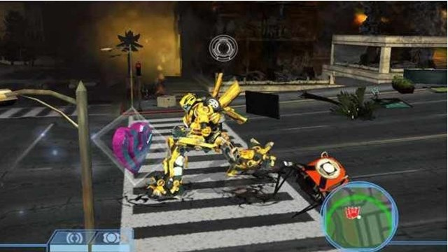 Download Transformers The Game PC Gameplay