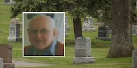 93-year-old doctor attacked at wife's grave