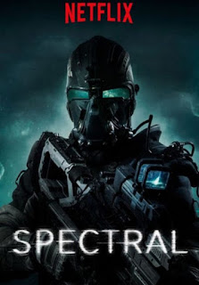 Spectral movie poster
