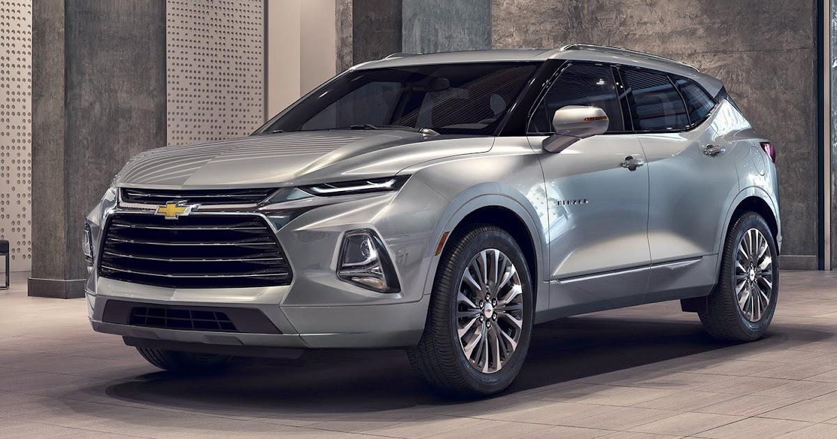 Casi un Transformer: Chevrolet presenta al nuevo Blazer : Autoblog Uruguay   Autoblog.com.uy
