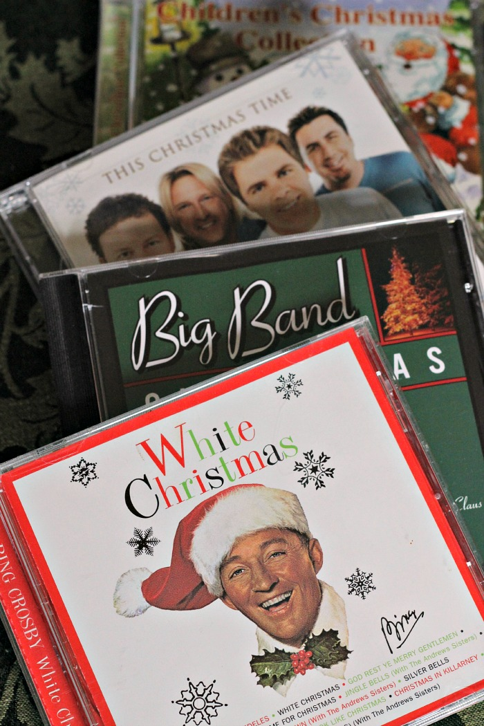 Make Ahead Christmas Morning Breakfast Casserole Christmas music CD's