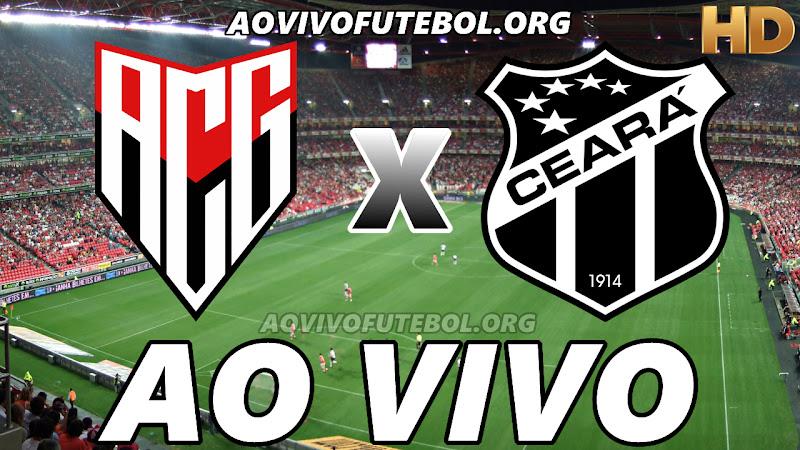 Atlético Goianiense x Ceará Ao Vivo HDTV