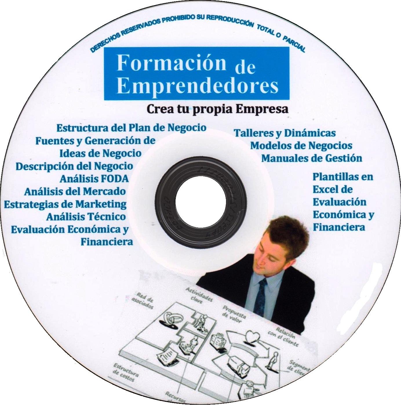 Formación de Emprendedores: Crea tu propia Empresa
