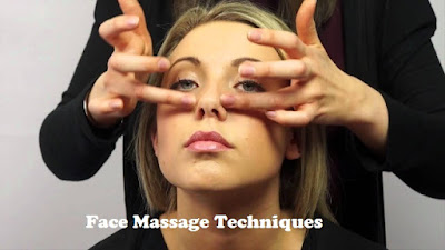 Face Massage Techniques