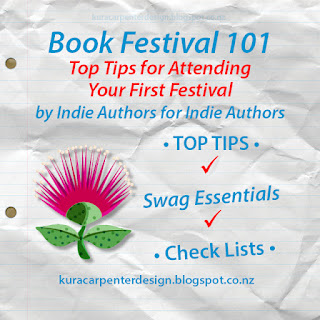 Book Festival 101 - Tips for Indie Authors