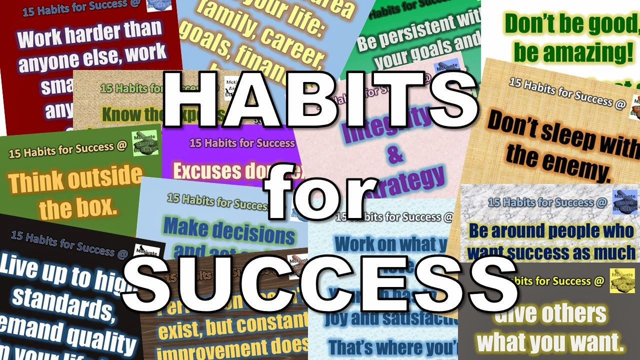 Success, Habits, Principles, Motivation, Entrepreneurship, Inspiration, Personal Development,