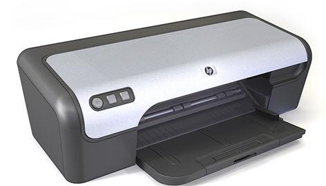 Hp deskjet printer manual