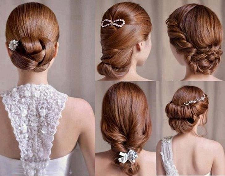 Easy Party Hairstyle For Long Hair Wonderful Ideas For
