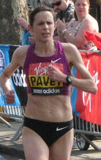 Athlete and mum Jo Pavey