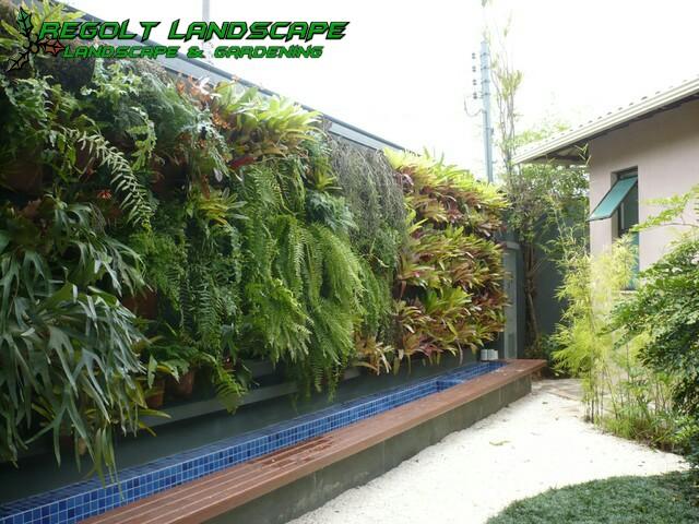 Gallery Taman Vertikal Regolt Landscape