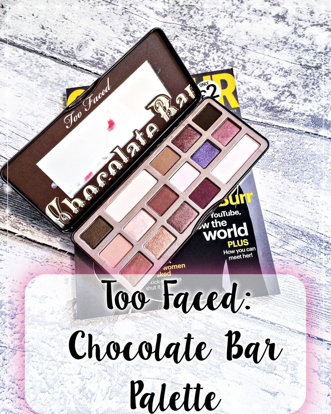 Too Faced Chocolate Bar Debenhams