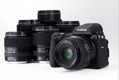 فوجي فيلم تُعلن عن ميلاد سلسلة عدسات Fujinon GF بطرح 3 عدسات جديدة