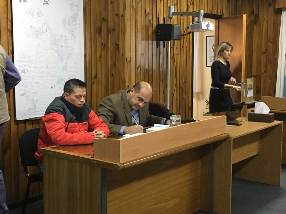 Condenado a 16 años por abuso a menor