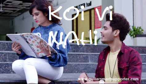 KOI VI NAHI | SHIRLEY SETIA | FT. GURNAZAR SONG ON GUITAR CHORDS WITH LYIRCS