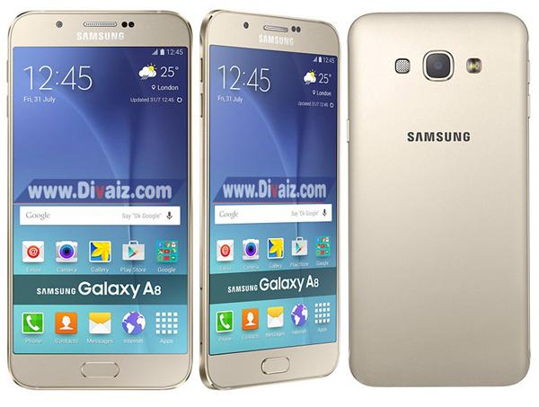 Harga Samsung Galaxy A8 - www.divaizz.com