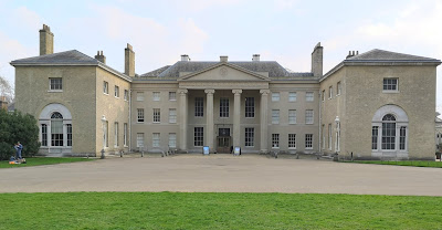The north front, Kenwood (2019)