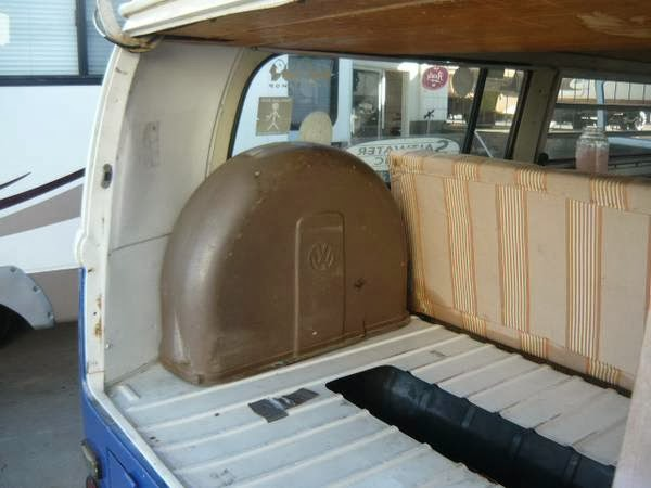 Used Rvs 1969 Vw Westfalia Camper Van For Sale By Owner
