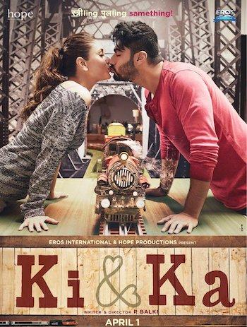 Ki and Ka 2016 Full Movie Download