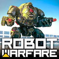 Robot Warfare Online Unlimited Ammo MOD APK