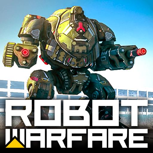 Robot Warfare: Mech battle - VER. 0.2.2310 Unlimited Ammo MOD APK