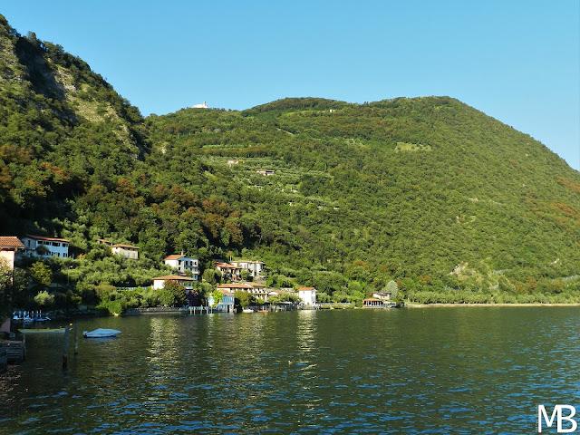 monte isola lago d'iseo provincia di brescia
