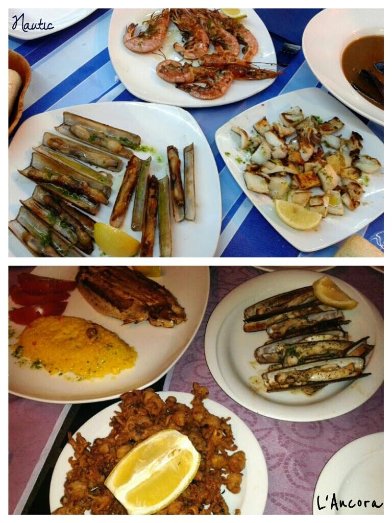 Gastronomía de Cambrils