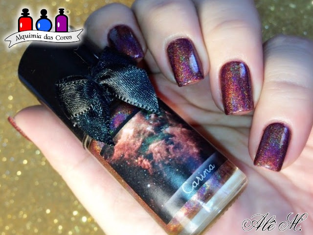 EDK, Nebulas, Carina, Marrom, KN01, Andromeda