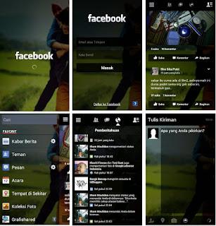 Aplikasi Facebook Mod Transparan Apk Versi Terbaru