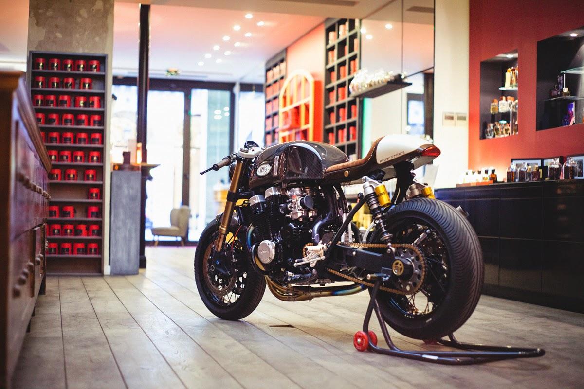 Oficina Honda CB750 RC42 | Return of the Cafe Racers