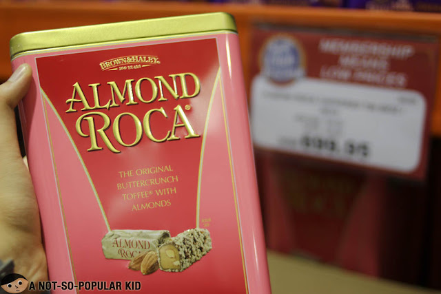 Almond Roca Tapered Tin (P699.95)