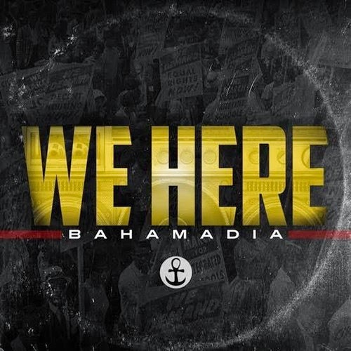Bahamadia We Here Solo Vibes Music