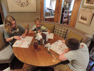 childrens menu cowherds pub southampton common